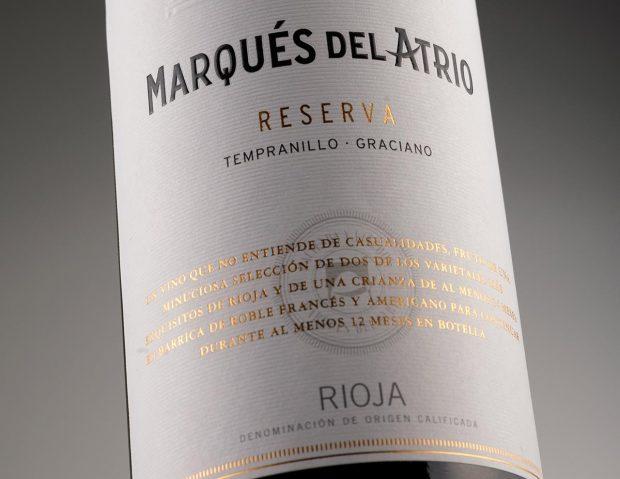 El vino de la semana: Marqués de Atrio Reserva
